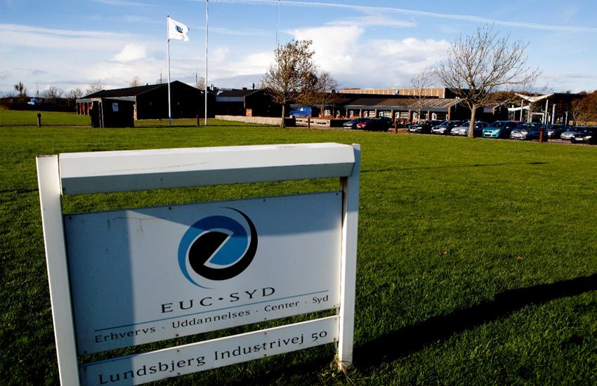Velkommen til EUC Syd, Lundsbjerg afdeling